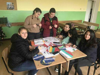 """Еразъм +, Проект """"Volunteerism and Active Citizenship"""" (""""Доброволчество и активни граждани"""") - Изображение 3"""