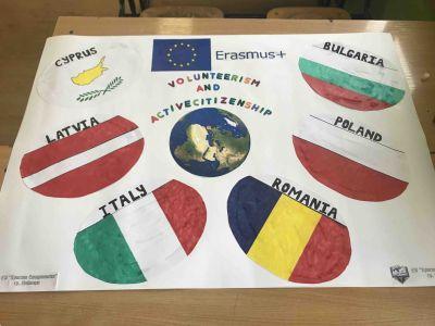 """Еразъм +, Проект """"Volunteerism and Active Citizenship"""" (""""Доброволчество и активни граждани"""") - Изображение 4"""