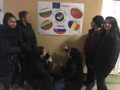 """Еразъм +, Проект """"Volunteerism and Active Citizenship"""" (""""Доброволчество и активни граждани"""") - Изображение 6"""